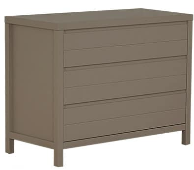 Commode Chambre Enfant Commode Rangement Blanche Oslo Fabrication