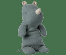 amis safari - rhino bleu poussiéreux